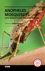 Anopheles Mosquitoes Cover